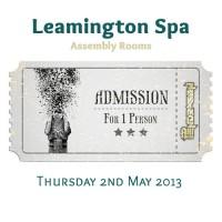 Leamington-Ticket