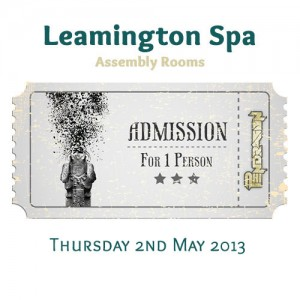 Leamington-Ticket