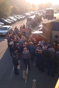Boerderij queue
